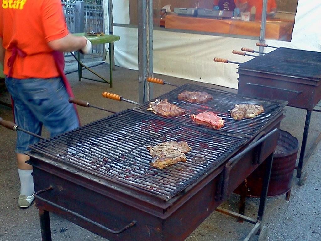 1 Cottura della bistecca